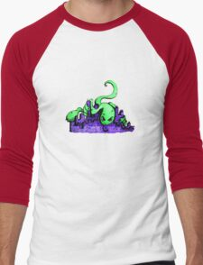 A  Monster Having Fun in The City T-Shirt