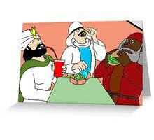 Andiamo bene per Betlemme? # 6 Greeting Card
