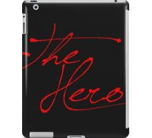 The Super Trio | The Hero iPad Case/Skin
