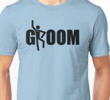 Groom (Black Print) Unisex T-Shirt