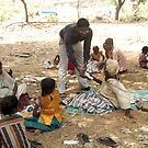 Sharing with Indian Gypsies by joshuatree2