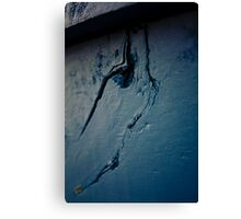 Knot Water Canvas Print