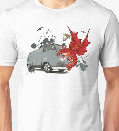Dragon VW Van Unisex T-Shirt