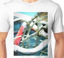 Junked Bicycle Sprocket Unisex T-Shirt