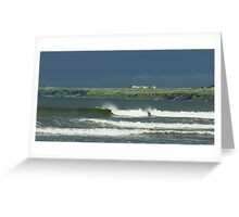 st andrews bay hotel Greeting Card