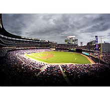 Minnesota Twins Photographic Print