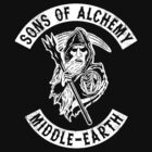 Sons Of Alchemy (Hoodie/Distressed) by Wheels03