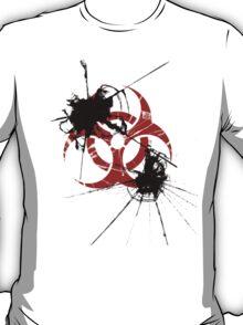 Biohazard - Destroy the Quarantine T-Shirt