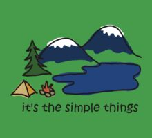 Camping - Simple Things Kids Clothes
