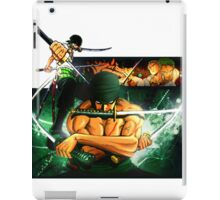 Roronoa Zoro iPad Case/Skin