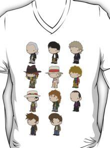The 11 Doctors T-Shirt