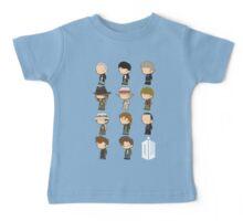 The 11 Doctors Baby Tee