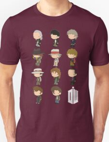 The 11 Doctors T-Shirt