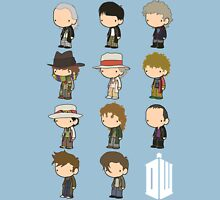The 11 Doctors Unisex T-Shirt