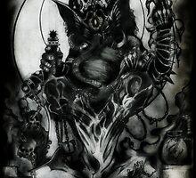 Ganesh by Jesse Lindsay 2011 by jesse lindsay