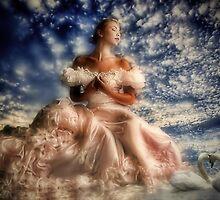 Swan Bride by Kym Howard