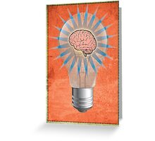 Imagine ~ A Great Idea Greeting Card