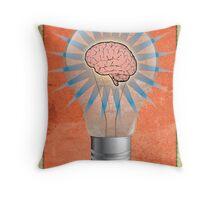 Imagine ~ A Great Idea Throw Pillow