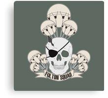 Fulton Squad Canvas Print
