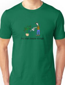 Male Gardener - Simple Things T-Shirt