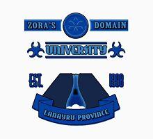 Legend of Zelda - Zora's Domain University  T-Shirt