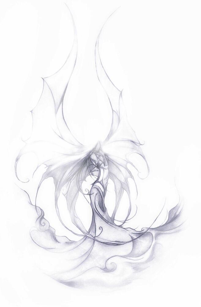 Sea Ghost by Jesse Lindsay 2011 by jesse lindsay