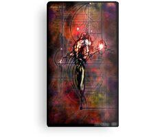 intelligent design by Jesse Lindsay 2011 Metal Print