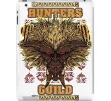 Hunters Guild - Rajang iPad Case/Skin