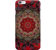 Sturt Desert Pea 3 iPhone Case/Skin