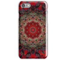 Sturt Desert Pea 3 iPhone Case/Skin