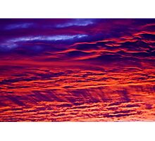 In The Court of the Crimson King #1 Photographic Print