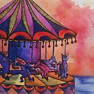 Carousel by ishabrown