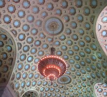 Toronto Bank Ceiling by MarianBendeth