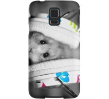 Musician Hamster Iphone Case Samsung Galaxy Case/Skin