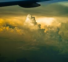 Singapore Clouds by neneaniket