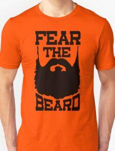 Fear The Beard Shirt by Fear The Beard T-Shirt