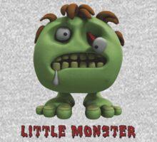 Little Monster - Zombie One Piece - Long Sleeve