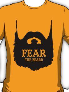 Fear The Beard Tee Shirt by Fear The Beard T-Shirt