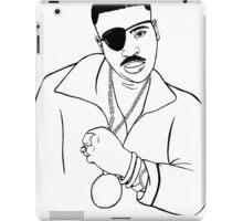 Slick Rick iPad Case/Skin