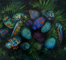 Bugs Galore by Cathy Gilday