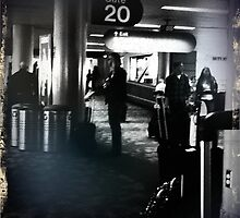 Airport by LaquelW