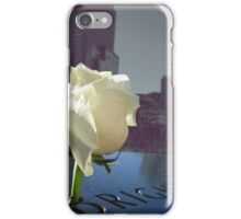 9/11 memorial iPhone Case/Skin