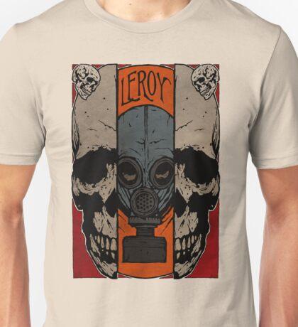 Split Skull Unisex T-Shirt