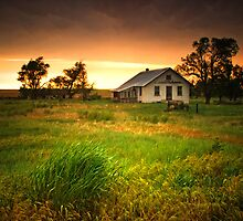 Abandoned In The Storm by John  De Bord Photography