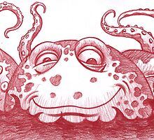 OctoPete by Mike Cressy