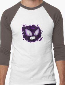 Ghostly Gastly! Men's Baseball ¾ T-Shirt