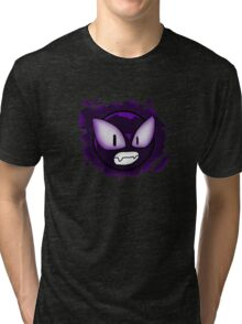 Ghostly Gastly! Tri-blend T-Shirt
