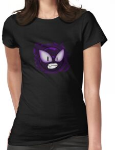 Ghostly Gastly! Womens Fitted T-Shirt