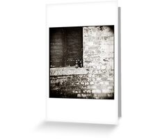 { remnants } Greeting Card