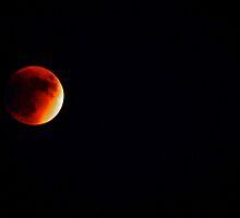 Super Blood Moon by Stephen Burke